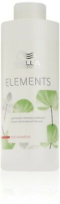 WELLA Elements Lightweight Renewing Conditioner Hair Care Styling Shampoo