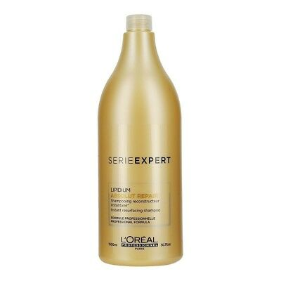 Loreal Absolut Repair Lipidium Shampoo 1500ml High Quality New