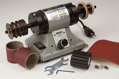New, Electric Heavy-Duty Craftool Pro Burnishing Machine 3972 – 00