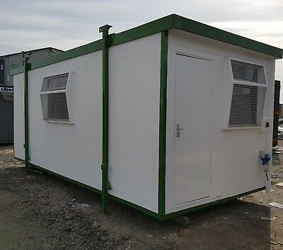 20ft x 9ft Portable Cabin Portable Office Site Office Welfare Unit
