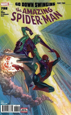 Amazing Spiderman 798 with Dodson variant