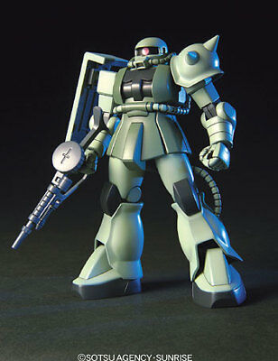 MS-06 Zaku II Mass Production Type GUNPLA HGUC High Grade Gundam 1/144 BANDAI