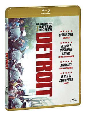 Detroit (Blu-Ray) EAGLE PICTURES