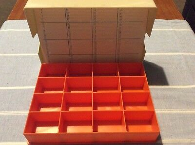 Filco Colour Slide Storage Box - Holds Up To 480 Slides - 5 Available