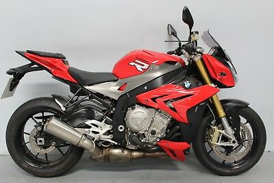 2014 Bmw S1000R Damaged Spares Or Repair ***no Reserve*** (15003)