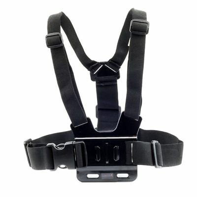 Chest Strap For GoPro HD Hero 6 5 4 3+ 3 2 1 Action Camera Harness Mount G4 F0K8