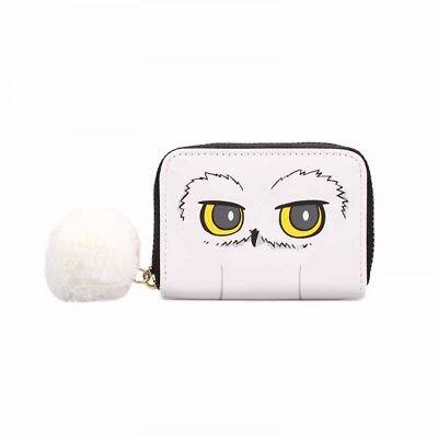 Official Harry Potter Hedwig Ladies Coin Purse Wallet New With Tag