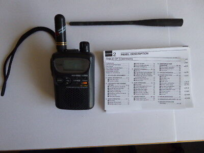 IC-R2 Communications receiver
