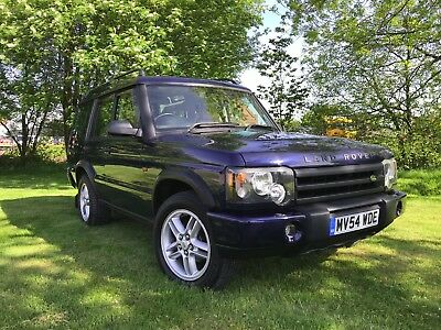Landrover Discovery 2 Landmark edition 54 plate 2004 Fully loaded
