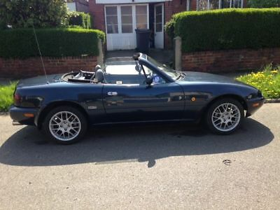 Mazda mx5 Dakar Spares or Repair MOT failure