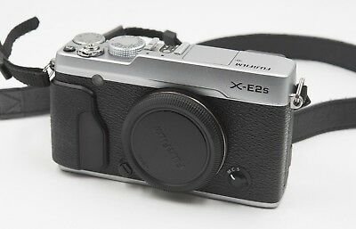 Fujifilm X-E2S Mirrorless Digital Camera (Body Only,Silver) #16499174 -Excellent