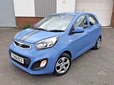 ** 2011 (61) Kia Picanto 1 - 1.0 Petrol 5 Door Car**
