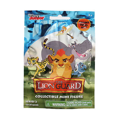 Disney Junior The Lion Guard Collectible Mini Figure Series 2