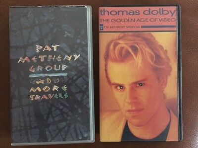 PAT METHENY GROUP More travels + THOMAS DOLBY The golden age of video