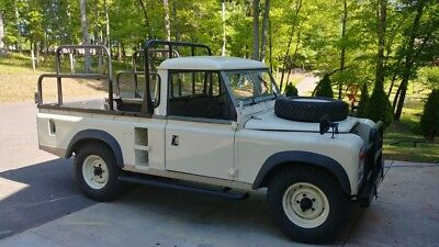 1980 Land Rover Defender  land rover series 3