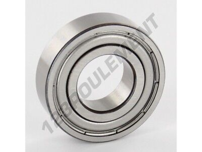Roulement a billes 6002-ZZ-SKF - 15x32x9 mm
