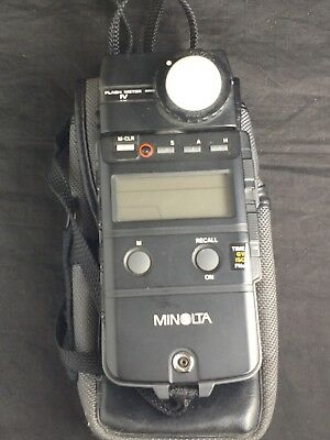 Minolta Flash Meter IV