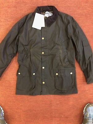 Barbour Ashby Jacket, NWT, Olive, Multiple Sizes, FREE SHIPPING