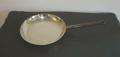FRENCH PROFESSIONAL VILLEDIEU COPPER FLARED FRYING/SAUTE PAN 29.5 cm 1.7kgs 2MM