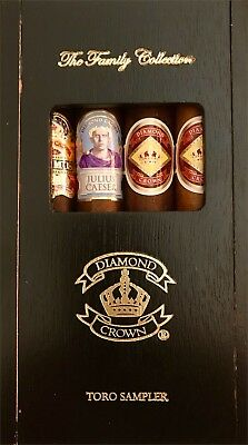 Fuente Diamond Crown Toro Collection Maximus Julius Caesar Not Opus