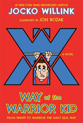 NEW Way of the Warrior Kid By Jocko Willink Paperback Free Shipping