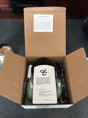 New David Clark Military Headset Model H10-76 with Volume Control