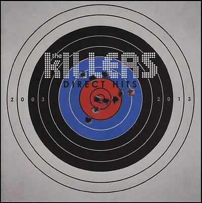 The Killers - Direct Hits Cd ~ Mr Brightside~Human +++ Greatest / Best Of *New*