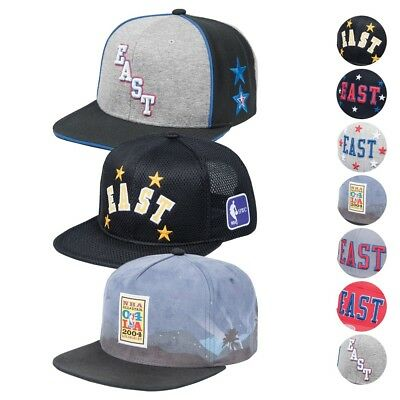 new styles 3f985 c0bab NBA Official All Star Game Mitchell   Ness Snapback Cap Hat Collection Men s