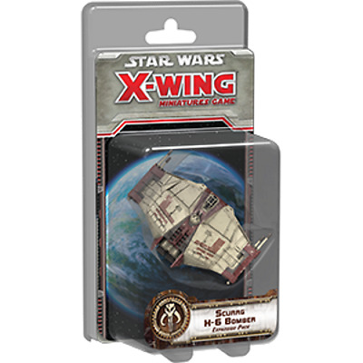 Scurrg H-6 - Star Wars - X-Wing Miniatures Game NEW SWX65