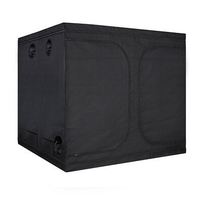 600D Mylar 96''x96''x80'' Grow Tent Room for Hydroponics Indoor Plant Growing