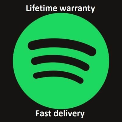 Spotify Premium Account (WorldWide) with 12 months  warranty. FAST DELIVER