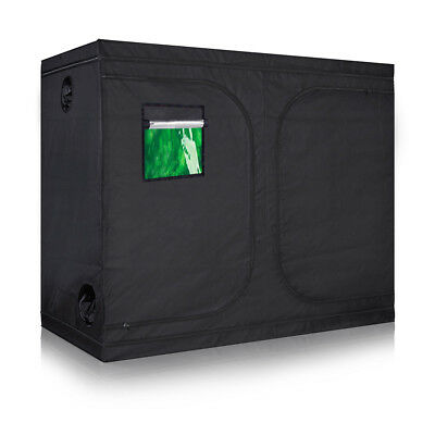 96''X48''x80'' High Reflective Mylar Grow Tent Room for Indoor Plant Growing