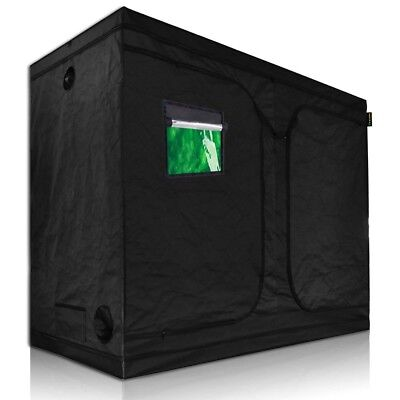 120''x60''x80'' High Reflective Mylar Grow Tent Room for Indoor Plant Growing