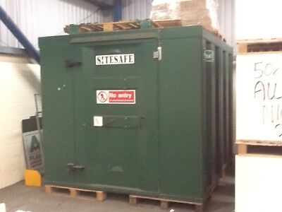 Site Security Storage Container