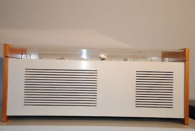 Record Player-Radio Sk Braun (1959) Dieter Rams 60Hz-115Volt For Us And Canada