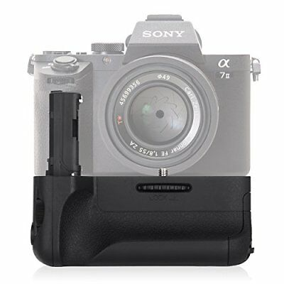 Powerextra VG-C2EM Battery Grip Replacement for Sony Alpha A7II/A7S II/A7R II