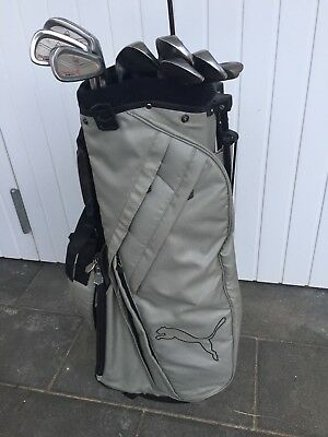 Diamond Back Golf Set Inkl. Puma Back