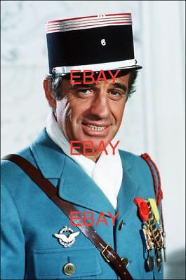 JEAN-PAUL BELMONDO Photo 20x30 cm
