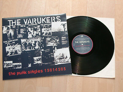 The Varukers-The Punk Singles 1981-1985 Discharge Sacrilege