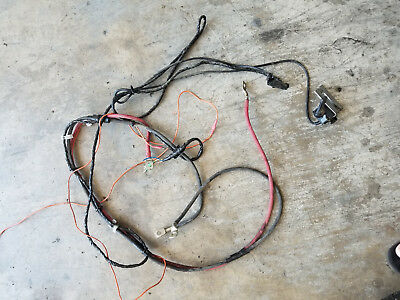 lgt 396 golf cart wiring harness club car 107 22 99 picclick club car ds golf cart wiring harness