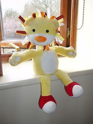 repeat talking toy lion