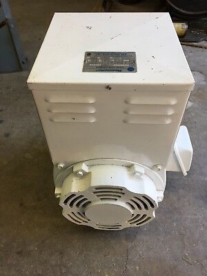 2-10Hp Kay Industries Rotery Phase Converter 1-3 Phase