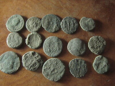 Ancient roman coins lot 61