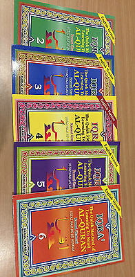 Iqra Quran Reader . (Learn Arabic) sold individually , books,3 or,4 or,5,or 6.
