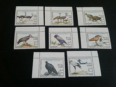 Somalia 1993  Birds,prey,fauna,nature Mnh (B)