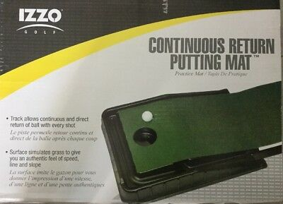 Puttingmatte Izzo Golf