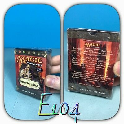 10094it lot box magic the gathering carte card patto delle gilde brutalità gruul