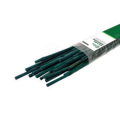 Garden Treasures Green-Dyed Bamboo Landscape Stakes 48 in Durable 25 Pack