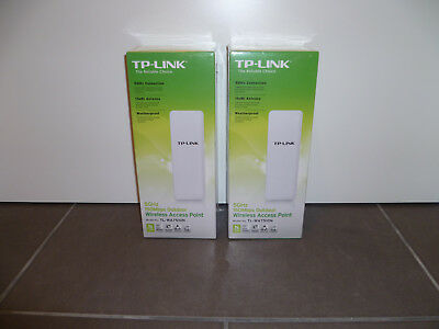 TP-LINK 5 GHz 150 Mbps Outdoor Wireless Access Point tl-wa7210n