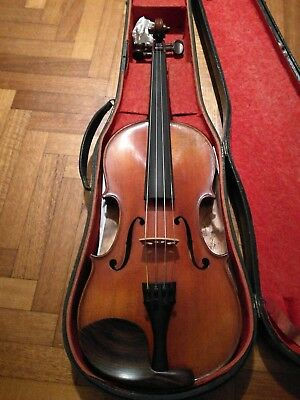 Vintage French violin by Leon Mougenot 1931